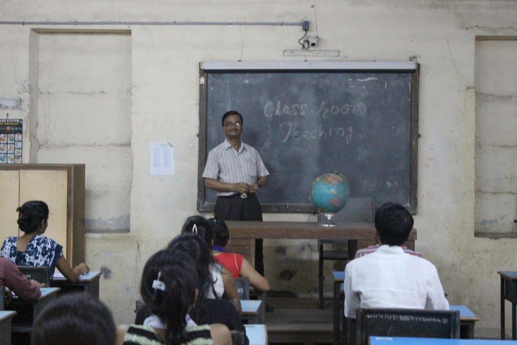 Geography Method Room