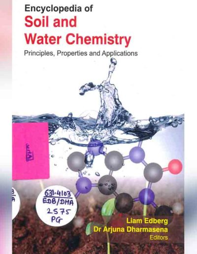 Soil and water chemistry
