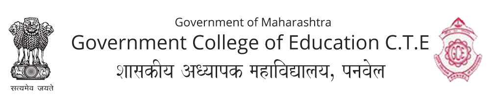 Welcome to Govt. College of Education C.T.E